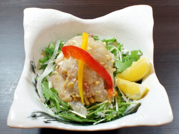 中華風 鯛刺サムネイル