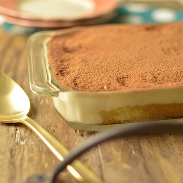 ふんわり香る紅茶の風味と優しいクリームの味わいサムネイル