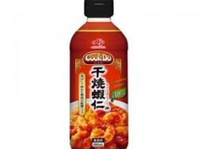 味の素【「Cook Do®」干焼蝦仁用500mlボトル×6×2】