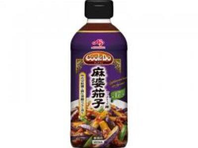 味の素【「Cook Do®」麻婆茄子用500mlボトル×6×2】
