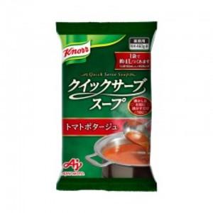 【「クノール® クイックサーブスープ」トマトポタージュ 460g袋×20】 AJINOMOTO