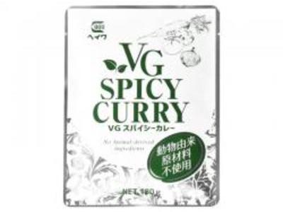 平和食品工業【VG スパイシーカレー 180g×36袋】業務用レトルトカレー