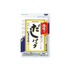 【「本造り」だしパックいりこあわせ金ラベル(50g袋×10)×12】 AJINOMOTO和風だし