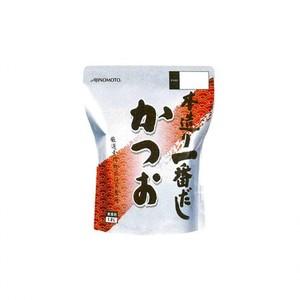 味の素【「本造り一番だし」かつお 1.8L袋×6】 AJINOMOTO業務用