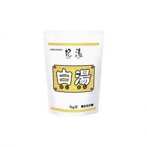 味の素【「妃湯®」白湯 1kg袋 ×6】 AJINOMOTO業務用白湯