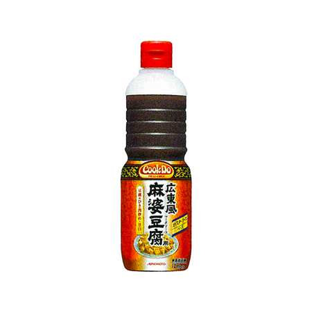 味の素【「Cook Do®」広東風麻婆豆腐用  1Lボトル×6】 AJINOMOTO業務用中華調味料