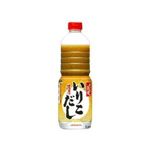 味の素【「だし自慢」濃厚いりこだし 1Lボトル×6】 AJINOMOTO業務用