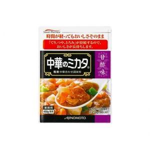 味の素【「中華のミカタ®」甘酢味  450g袋×12】 AJINOMOTO業務用中華調味料