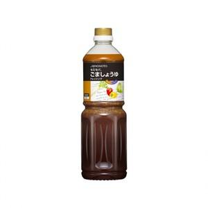 味の素【「セミセパ®」ごましょうゆドレッシング 1Lボトル×6】