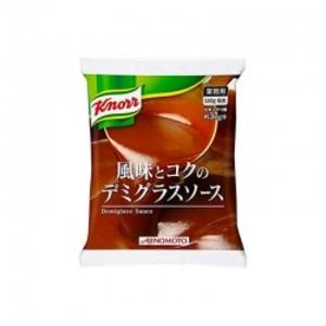 味の素【「クノール® 風味とコクのデミグラスソース」 500g袋×10】