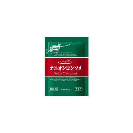 味の素【「クノール® ランチ用スープ」オニオンコンソメ 13.2g袋×30×20】