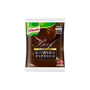 味の素【「クノール®ビーフ香り立つデミグラスソース」  500g袋×10】