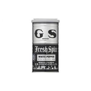 GSフード【ホワイトペパー(ダブ印)   420g×12】 ジーエスフード業務用調味料