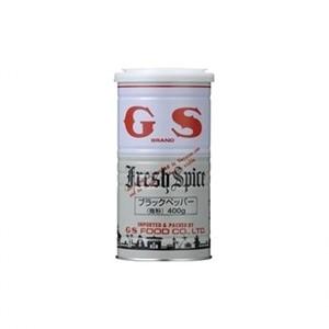 GSフード【ブラックペパー(微粉)    400g×12】 ジーエスフード業務用調味料
