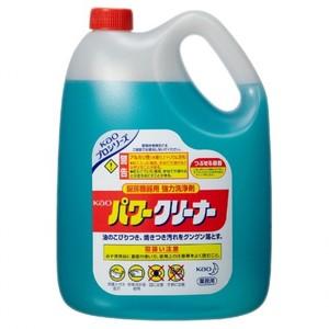 花王【パワークリーナー  業務用 4.5L】 厨房用洗浄剤