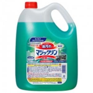 花王【マジックリン 除菌プラス  業務用 4.5L】 厨房用洗浄剤