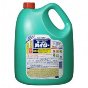 花王【キッチンハイター 業務用 5kg】 厨房除菌・漂白剤