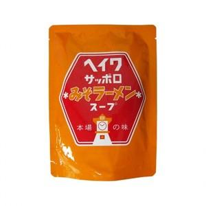 平和食品工業【ヘイワサッポロみそラーメンスープ 1kg袋×10】