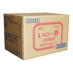 【いの一番 1kg×10】 業務用うま味調味料