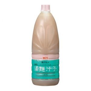 【麺グルメ 湯麺汁子(タンメンヅーツ) <しお味> 1.8ℓPEボトル×6】ラーメンスープ