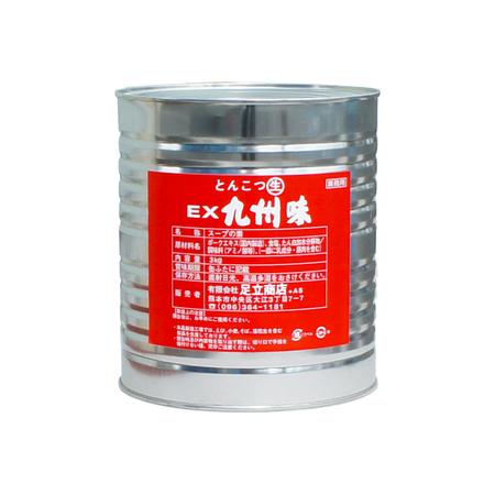 【本格とんこつ濃縮スープ「九州味」】 業務用本格豚骨白湯(パイタン)ガラスープ(中華、ラーメンに)
