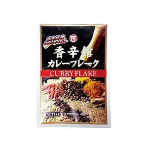 テーオー食品 【香辛館カレーフレーク  1kg×12×3】業務用カレー