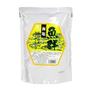 平和食品工業【魚群海塩節仕込みラーメンスープ 1kg袋×10】