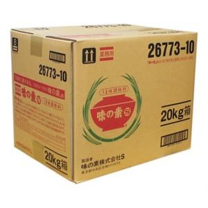 超特価!! 【味の素S 20kg】 業務用うま味調味料
