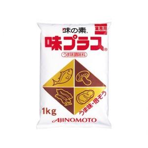 味の素 【「味プラス®」1kg袋×12】 AJINOMOTO業務用うま味調味料