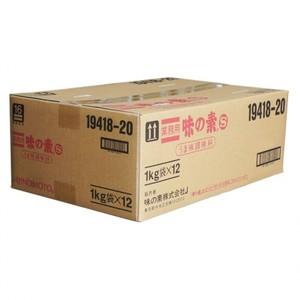 【味の素S 1kg×12】 業務用うま味調味料