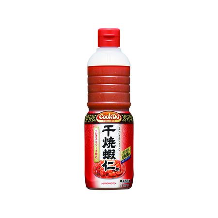 味の素 【「Cook Do」干焼蝦仁用1Lボトル×6】 AJINOMOTO業務用中華合わせ調味料