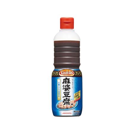 味の素 【「Cook Do」麻婆豆腐用1Lボトル×6】 AJINOMOTO業務用中華合わせ調味料