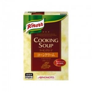 【クノール コーンクリーム1kg箱×10】 AJINOMOTO業務用乾燥スープ(ポタージュ)