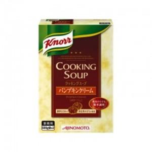 【クノール パンプキンクリーム1kg箱×10】 AJINOMOTO業務用乾燥スープ(ポタージュ)