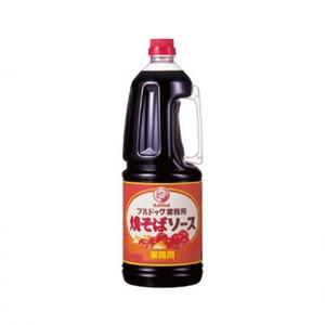 ブルドック 【業務用焼そばソース ハンディパック 1.8L】