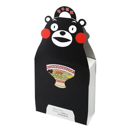 味千ラーメン(2袋入)くまモン箱