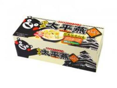 皇帝太平燕8食入とんこつ味 くまモン箱