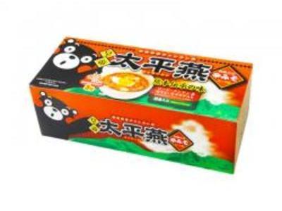 皇帝太平燕8食入辛みそ味 くまモン箱