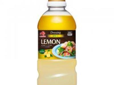 味の素【「ドレッシング地中海レモン」500mLボトル×6×2】