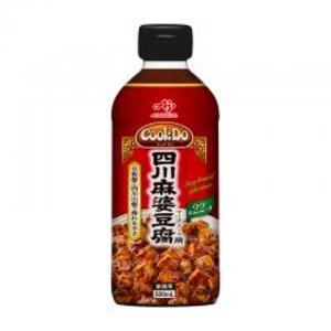 味の素【業務用「Cook Do®」四川麻婆豆腐用500mlボトル×6×2】