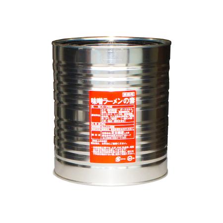 【味噌ラーメンの素 3kg】 業務用みそラーメンスープ