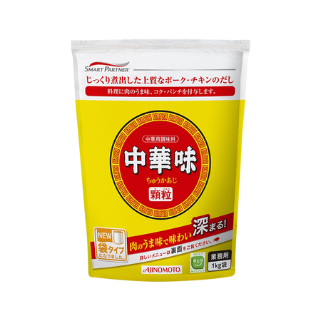 味の素 【中華味 顆粒 1kg×12】 業務用中華だし調味料